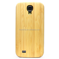 FL495 Natural Wood Cell Phone Case For Samsung Galaxy S4 I9500, phone wood case