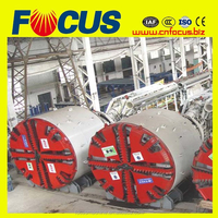 full face rock tunnel boring machine