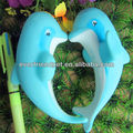 Custom dolphin bath toy made in China