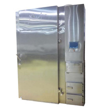 new design ce certificated fish smoking and drying machine