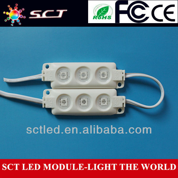 High Quality Competitive Price Injection LED Module