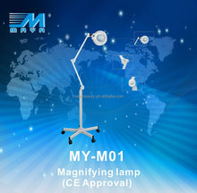 MY-M01 2015 new product Magnifying Lamp/ Magnifying Lamp with stand/ Arm-spring