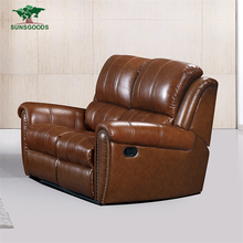 Best Selling Single Seat Recliner Chairs,Small Brown Leather Recliner