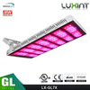 Replacing 1000w hps LUX full spectrum led grow fixture 500w red and blue led grow lights for greenhouse medical plants