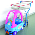 baby/kids supermarket shopping trolley/cart Toy car
