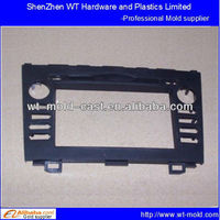 ABS car DVD plastic panel mould
