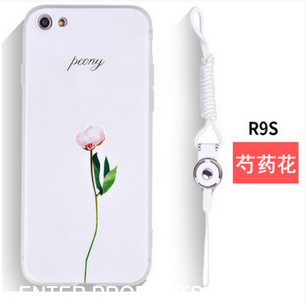 Plastic oppo phone shell customized phone cover