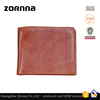 Fashion Famous Brand Genuine Leather Travel Wallet from Leather Wallet Manufacturer