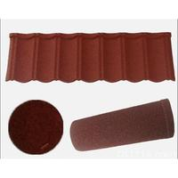 Professional cheap stone coated metal roof tile/ asphalt roofing shingle with CE certificate