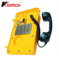 Rugged Outdoor Waterproof Telephone Weatherproof SOS Emergency Handset Telephone for Coal mine Tunnel Marine