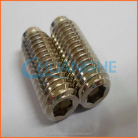 China factory&manufacture&supplier socket set screws cup point