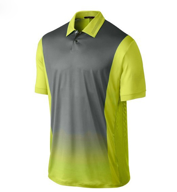 Dry fit yellow polyester golf polo shirts wholesale buy for Nike golf polo shirts wholesale