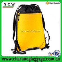 china supplier wholesale drawstring backpack