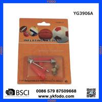 pump sparte parts, air pump needle, pump connect pipe (YG3906A)