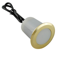 50mm led inground light with multiple finish color AC/ DC in ground lights (SC-F110A)
