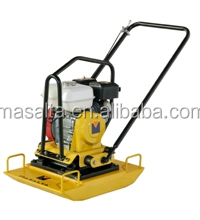 104kg 4.2hp diesel engine vibrating forward soil plate compactor