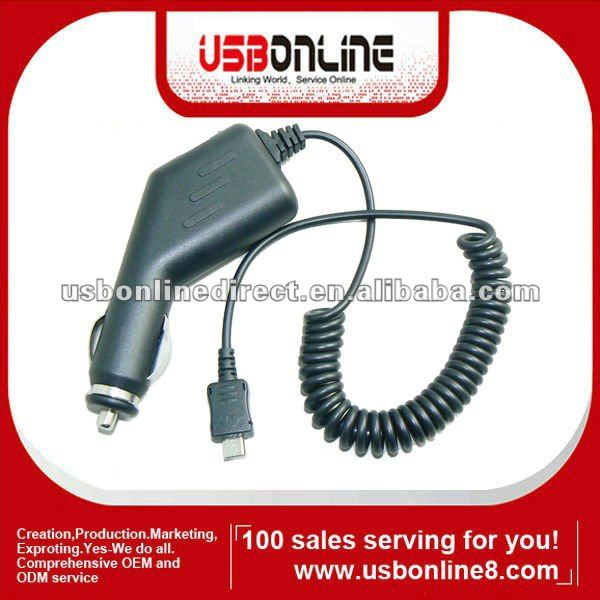 Micro USB Car Charger for Amazon Kindle Keyboard, Kindle, Kindle DX, Kindle 3