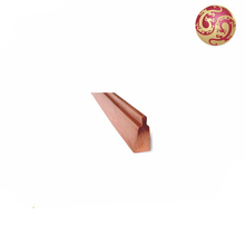 Customized alloy copper profiled bar with competitive price