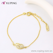 71842 Xuping light weight wholesale jewelry, Indian ethnic jewelry wholesale bracelet
