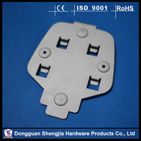 auto body mounting sheet metal parts with zinc coated