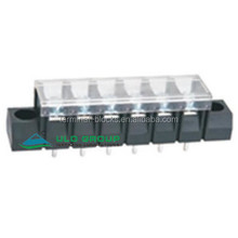 Single row Pitch 8.25mm , 2-24 way, Dinkle DT-35C-A01W-XX KEFA KF38CM Barrier terminal block with cover manufacturer ULO