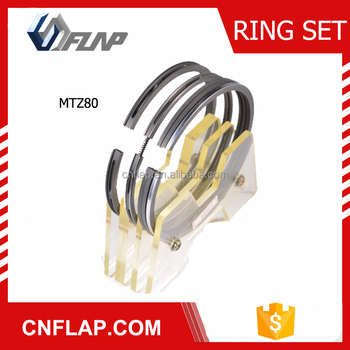 tractor spare parts piston ring