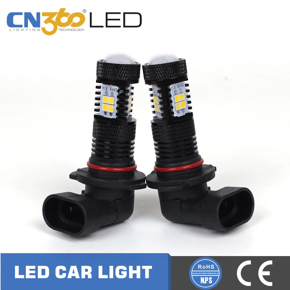 28W High Brightest Auto LED 9005/HB3 9006 led bulb Fog Lamp Light DC12V Car LED Bulbs For Car