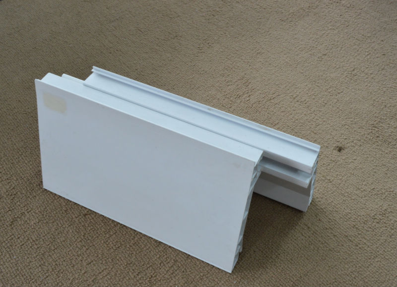Customized pc or pmma pipe clear plastic rectangular tube