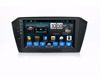 "Android7.1 2 Din Car Bluetooth Stereo for vw passat HD10"" Touch Screen In-Dash Car Stereo with Gps with wifi Easyconnection"