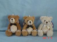 HI CE Cute Dress Plush teddy bear