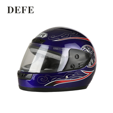 Cheap custom color full face helmets for motorcycle