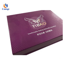 Wholesale luxury apparel box making factory clothes packaging box for woman&man