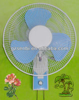 16 inch wall fan with pull chain switch