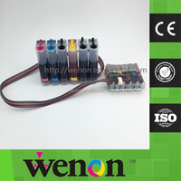 PGI-670 CLI-671 CISS Ink System With Permanent Chip For Canon MG7760 MG7765 MG7766 MG6860 MG5760 CISS