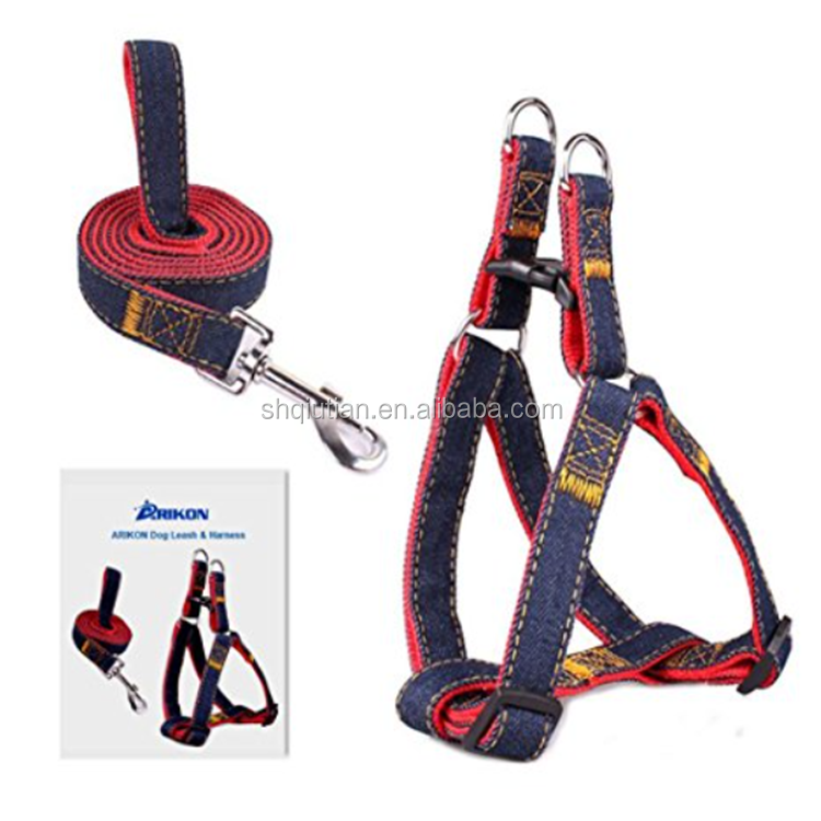 Adjustable and Heavy Duty Dog Harness for Training Walking Running, Rescue No-Pull Harness for Large/Medium/Small Dog