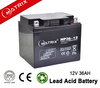 UPS 12v 36ah lead acid batteries wholesale with factory