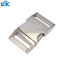 2018 High Quality Popular Belt Accessories Quick Metal Side Release Buckle
