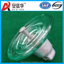 IEC U40B Toughened Glass Disc suspension insulator