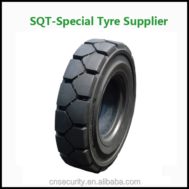 industrial tyre 21X8-9 forklift solid tyres