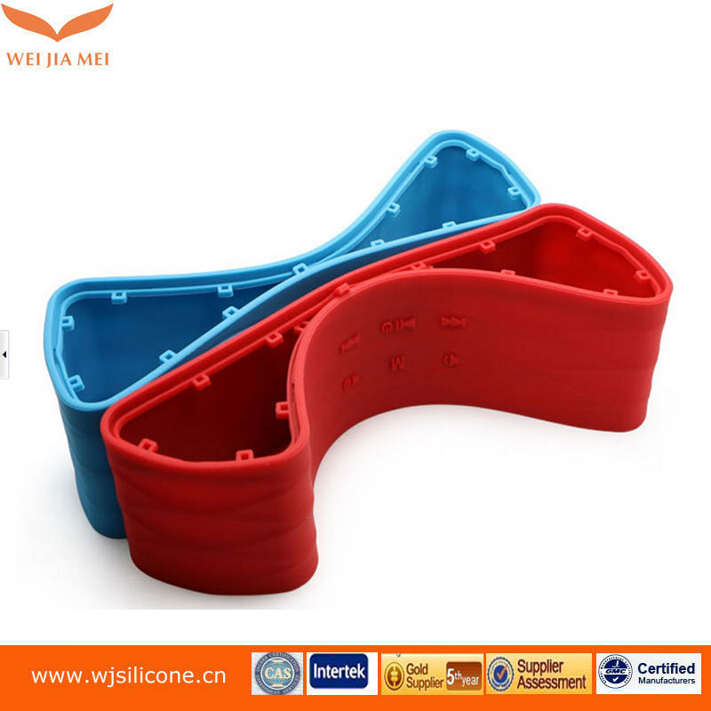 OEM factory all kinds of sound speakers case silicone