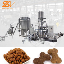 Simple Operation Extruding Automatic pet food machine