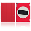 2016 classcial 360 rotation handheld leather case for iPad air