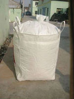 1000kg ton sack high quality recycld pp jumbo bag