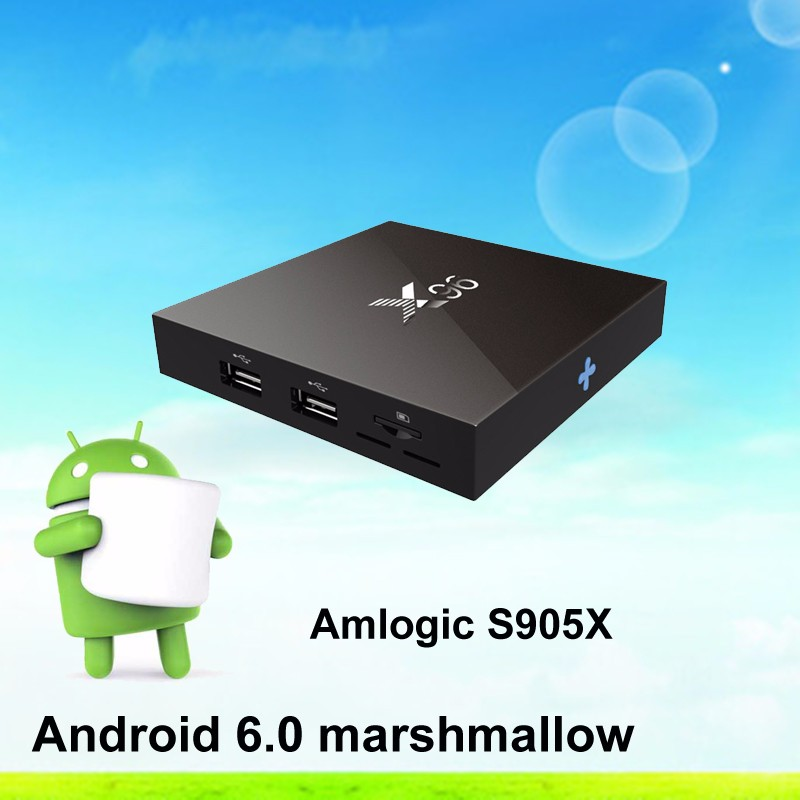 Android 6.0 marshmallow tv box TX5 Pro Amlogic S905X 2G 16G Quad Core TV Box