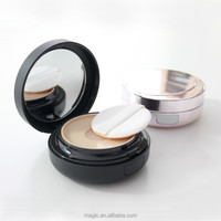 new airless Air cushion compact foundation (Sunblock) makeup jar container