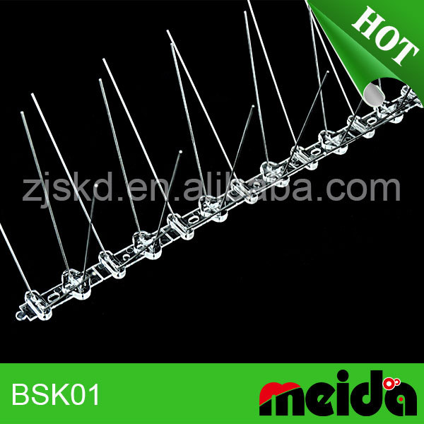 Premium grade quality bird spikes anti pigeon for bird prevention