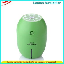 Lemon led humidifier / high quality usb charge 180ml side effects of delay spray