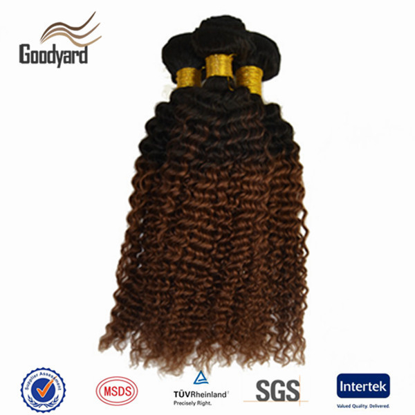 Factory Wholesale Price Blond Spiral Curl Hair Extensions