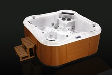Plastic Hot Sell XXXL Sexy Full HD Sex Massage Hot Tub with Sex Vidio JY8003