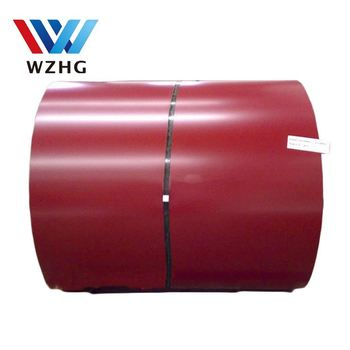 Corrugated color coated aluminum panel primer painted aluminum coil/steel roofing sheet from China supplier